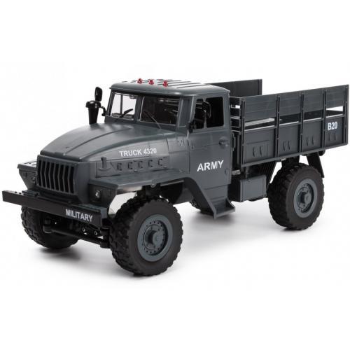 Радиоуправляемый грузовик Урал 4WD
