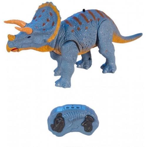 Радиоуправляемый динозавр Трицератопс - RS6137A