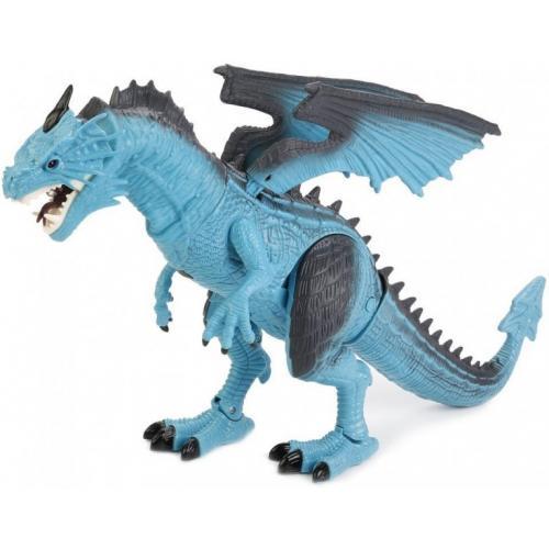 Радиоуправляемый синий дракон