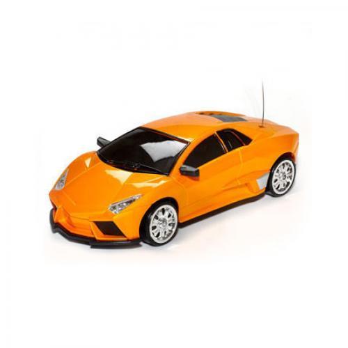 Радиоуправляемая машинка для дрифта Lamborghini 1:18 (свет, доп. колёса, 22 см)