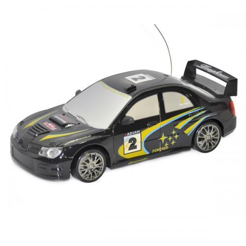 Радиоуправляемая машинка для дрифта Subaru 1:24 (4WD, свет, 17 см)