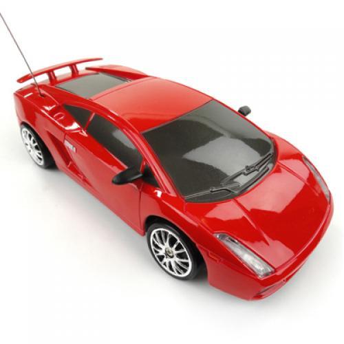 Мини-машинка для дрифта радиоуправляемая Lamborghini (полный привод 4WD, 15 см)