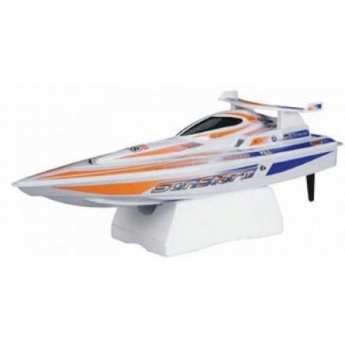 Радиоуправляемый катер Double Horse Speed Boat масштаб 1:16 (2 двигателя, 41 см)