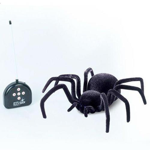 Робот-паук на радиоуправлении (светятся глаза, 30 см)
