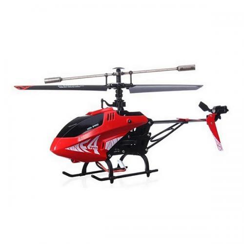 Вертолет радиоуправляемый Syma F4 2,4 GHz (GYRO, подсветка, до 30 м, 22 см, защита)