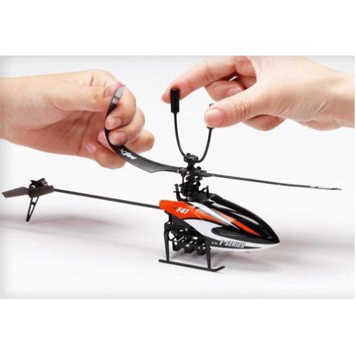 Радиоуправляемый вертолет MJX F47 2,4 Ghz (до 150 метров, ударопрочный, 24 см)