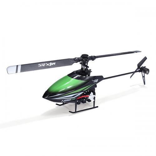 Радиоуправляемый вертолет MJX F48 (flybarless, 4 CH, до 150 м, 23 см)