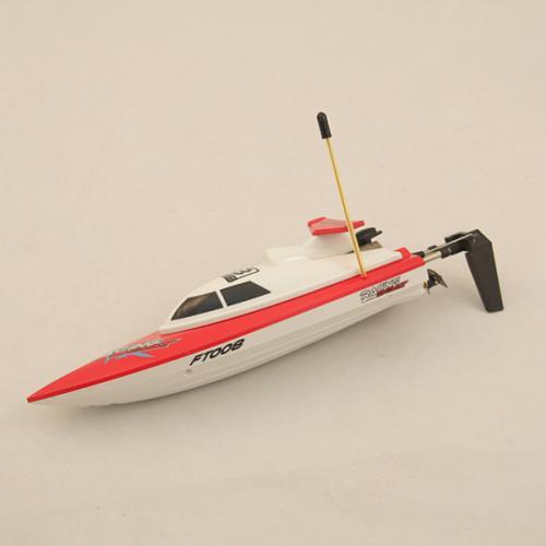 Катер радиоуправляемый High Speed Boat (15 км/ч, до 30 м, 28 см)