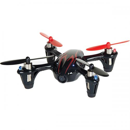 Квадрокоптер радиоуправляемый Hubsan X4 H107C c видеокамерой 2.4G SPY CAM (7 см)