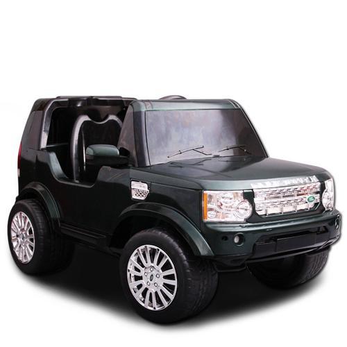 Радиоуправляемый электромобиль Land Rover Discovery 4 (2 скорости, до 2,5 часов, 117 см)