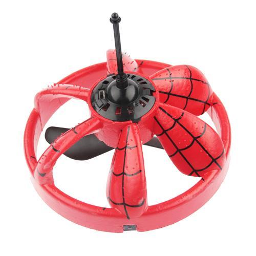 Летающая тарелка радиоуправляемая Spider Man (датчик движения, до 20 м)