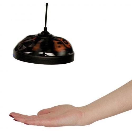 Летающая тарелка радиоуправляемая UFO (подсветка, датчик движения, до 20 м)