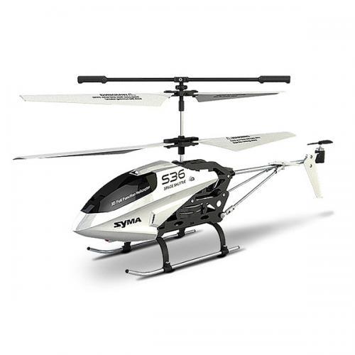 Радиоуправляемый вертолет Syma S36 2.4G (24 см, дальность до 100 м)