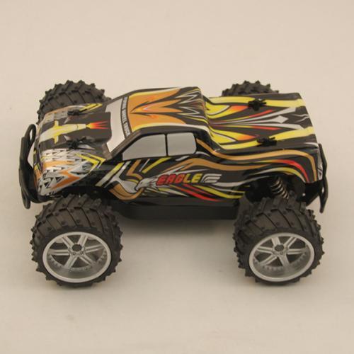Джип радиоуправляемый S-Track 1:16 2.4G (электро, аккум., 25 км/ч, 30 см, до 40 м)