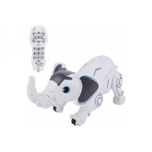 Радиоуправляемый слон-робот
