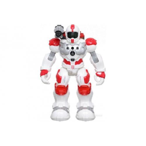 Радиоуправляемый пожарный робот