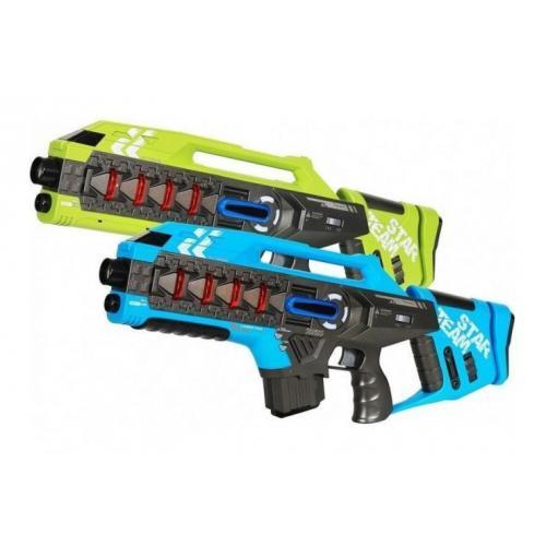 Набор для лазертага Star-Team (2 автомата)