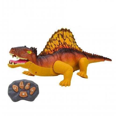 Радиоуправляемый динозавр Уранозавр (35 см, свет , звук)