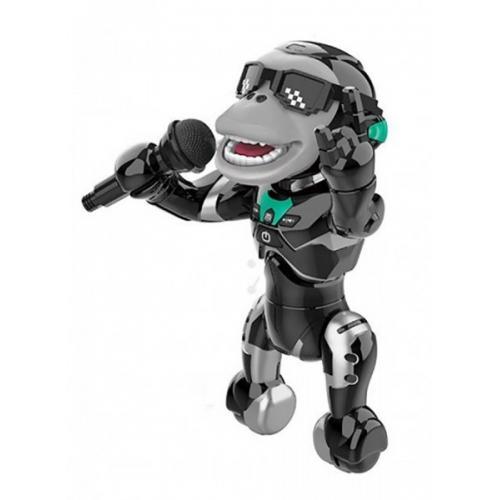 Интерактивный Робот-Обезьяна с микрофоном