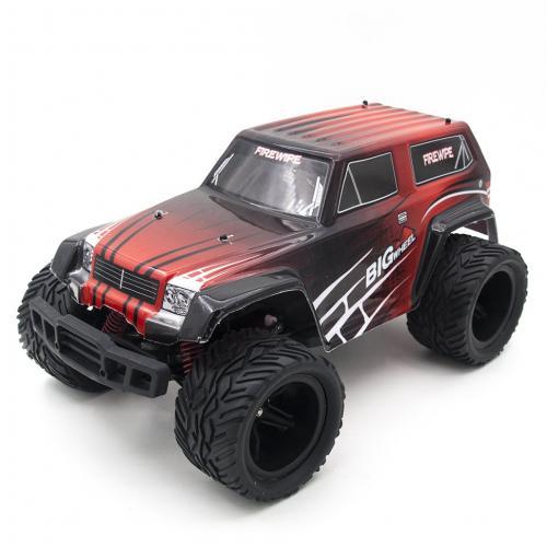 Радиоуправляемый джип SuboTech 4WD 1:12 2.4G (40 см, 35 км/ч)