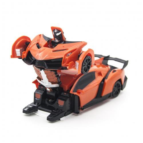 Радиоуправляемый трансформер MZ Lamborghini Veneno Orange