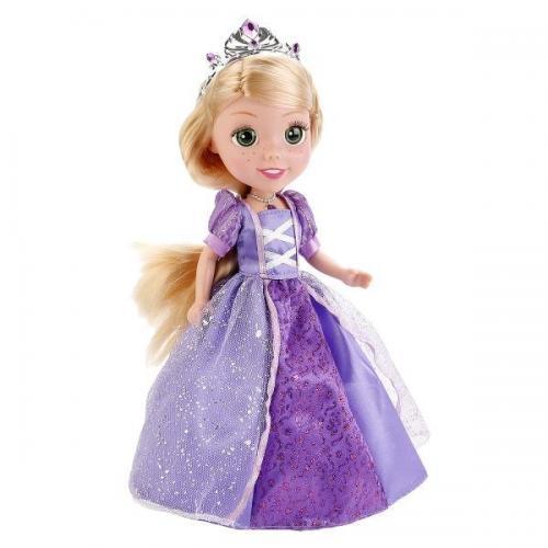 Интерактивная кукла Disney Принцесса Рапунцель 25 см