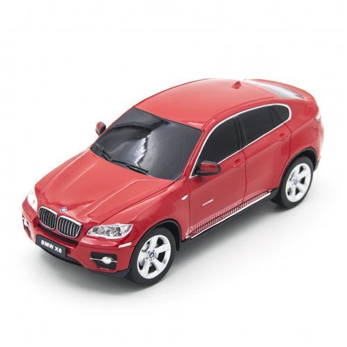 Радиоуправляемая машина Rastar BMW X6 Red 1:24