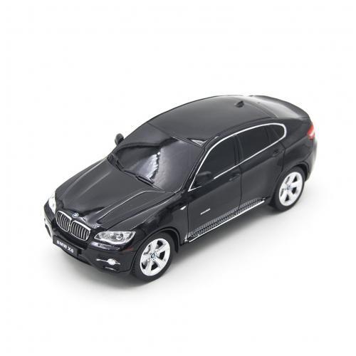Радиоуправляемая машина Rastar BMW X6 Black 1:24