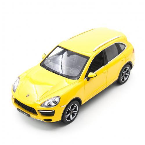Радиоуправляемая машина Rastar Porsche Cayenne Turbo Yellow 1:14 - RAS-42900-Y