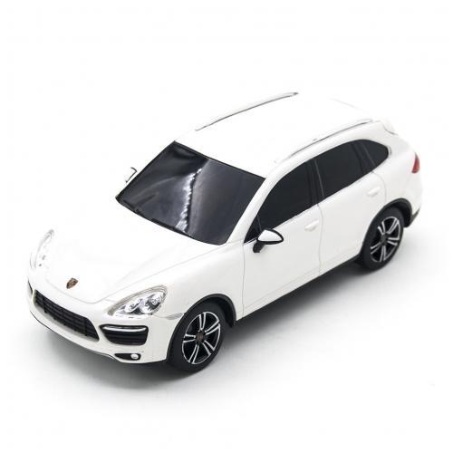 Радиоуправляемая машина Rastar Porsche Cayenne White 1:24