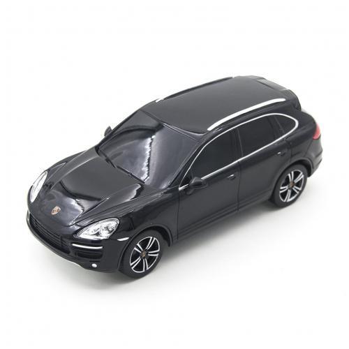 Радиоуправляемая машина Rastar Porsche Cayenne Black 1:24 - RAS-46100