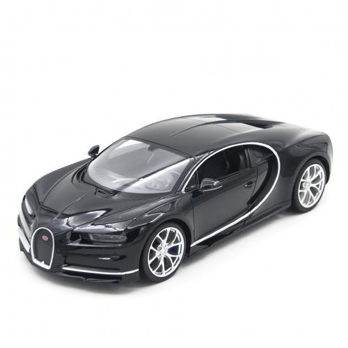 Радиоуправляемая машина Rastar Veyron Chiron Black 1:14 - RAS-75700