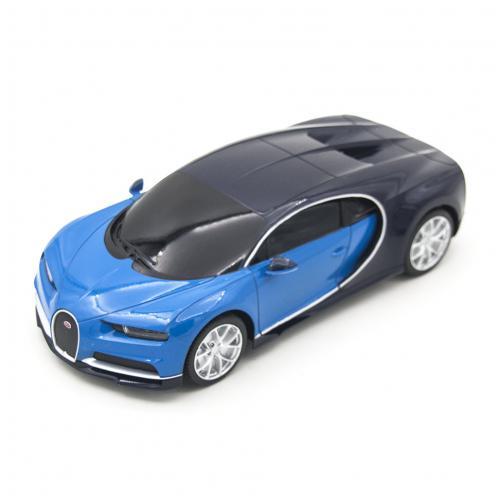 Радиоуправляемая машина Veyron Chiron Blue 1:24
