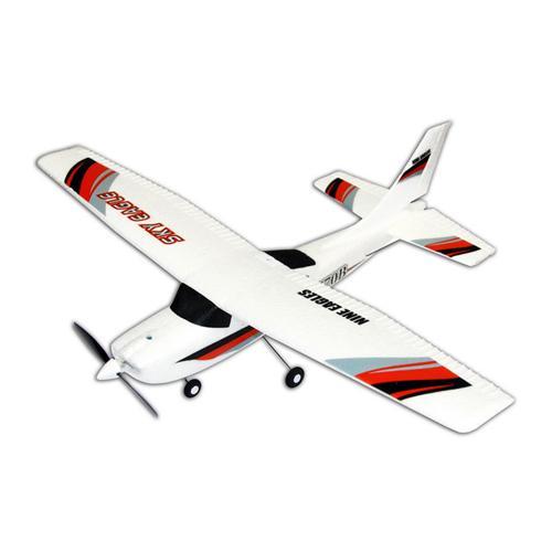 Радиоуправляемый самолет с электродвигателем SKYEAGLE 770B 2.4G RTF (40 см)