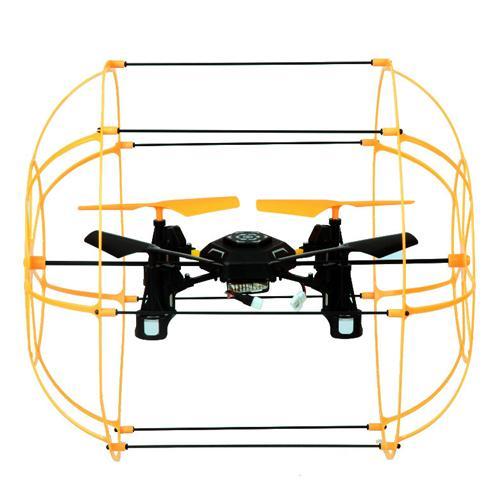 Радиоуправляемый квадрокоптер SkyWalker 2.4GHz - 312 (23 см, гироскоп)