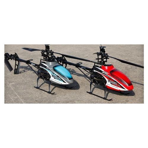 Радиоуправляемый вертолет MJX F46/F646 2.4G RTF (4 канала, LCD, 51 см)