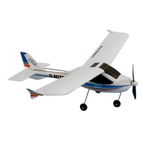 Радиоуправляемый самолет Nine Eagles CTLS 791B 2.4G RTF (ударозащита, электро, 36 см)