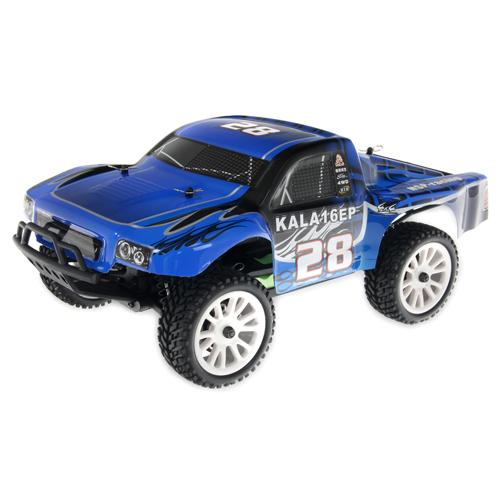 Радиоуправляемый внедорожник Short Course 1:16 (4WD, электро, 34 см)