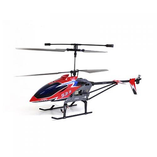 Радиоуправляемый вертолет Syma S33 2.4G  (76 см, повышенная прочность)