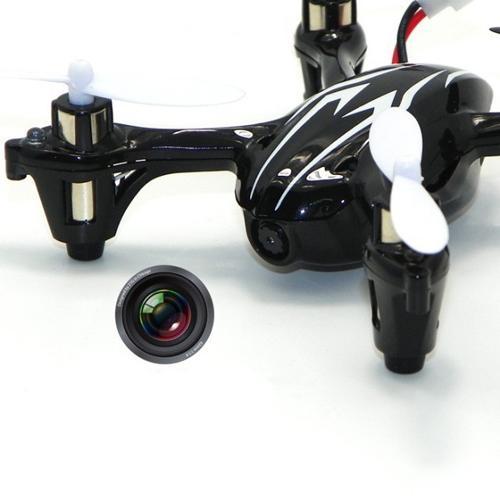 Квадрокоптер с ВИДЕОКАМЕРОЙ X6 2.4GHz (подсветка, 6-осевой гироскоп)