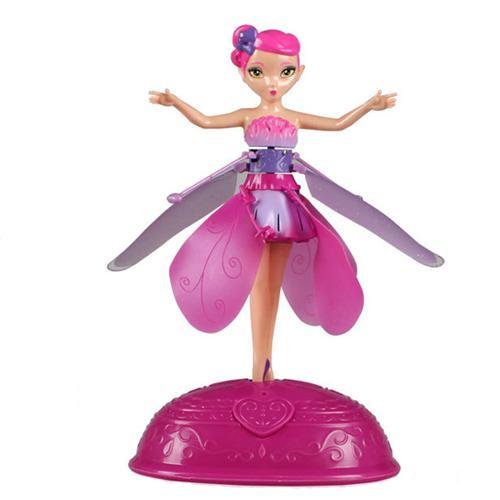 Игрушка летающая кукла для девочек (23 см)