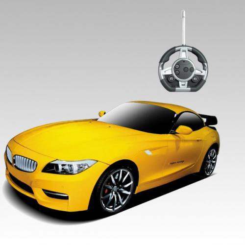 Набор радиоуправляемый конструктор-машинка BMW