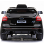 Детский электромобиль Dake Ford Focus RS Black 12V 2.4G