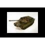 Танк радиоуправляемый M1A2 Abrams 1:20 (стрельба пульками, 35 см)